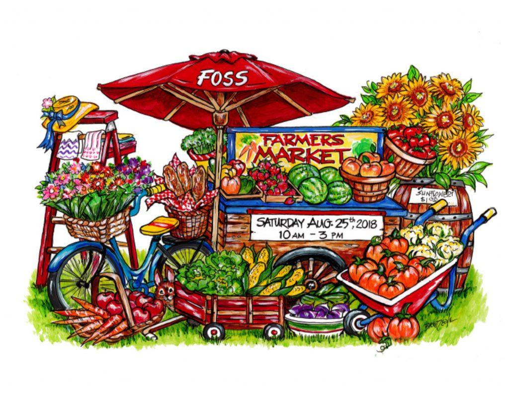Foss Farmers Market